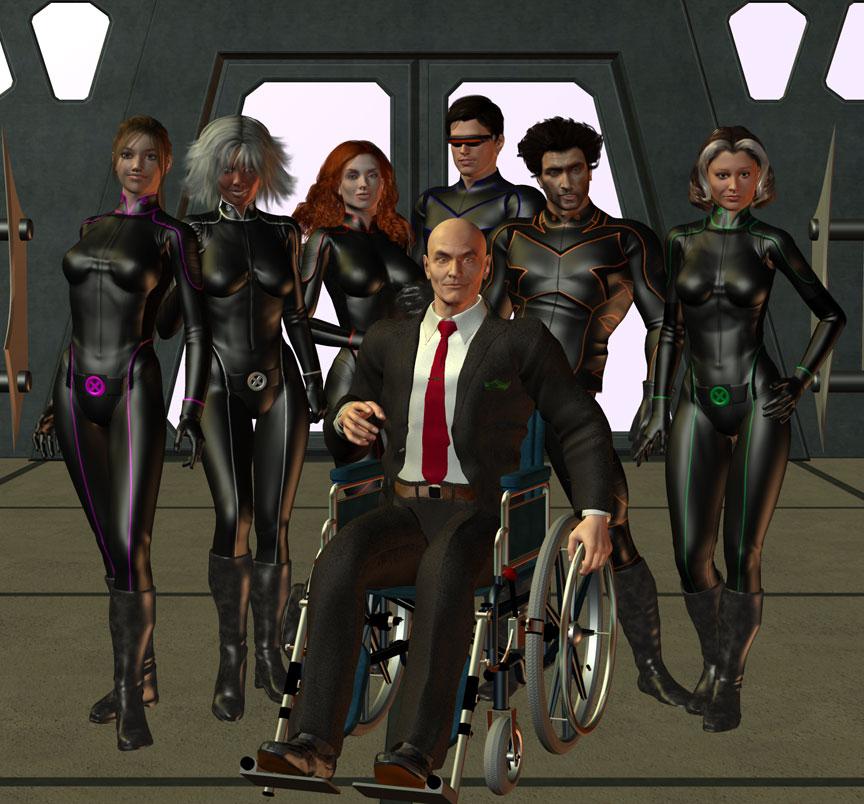The X-Men- Take 2!
