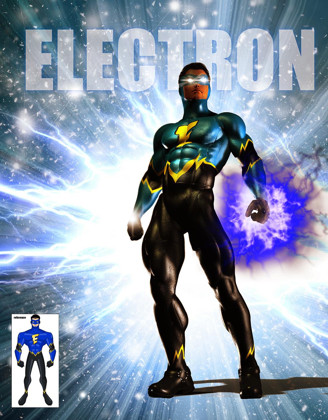 ELECTRON - A NEW HERO