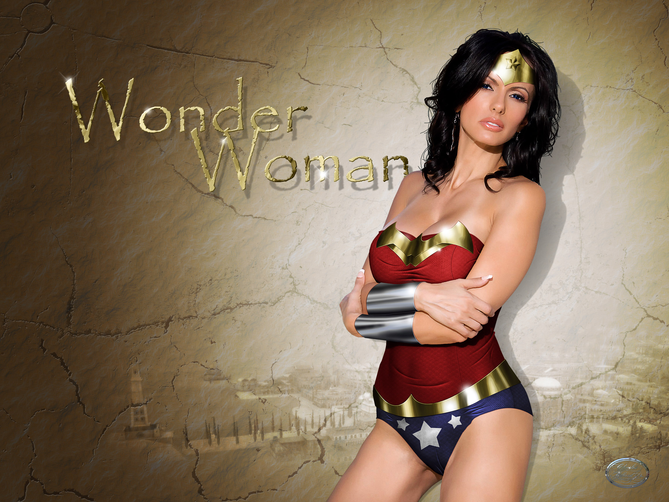 Another Wonder Woman Image for the galleries