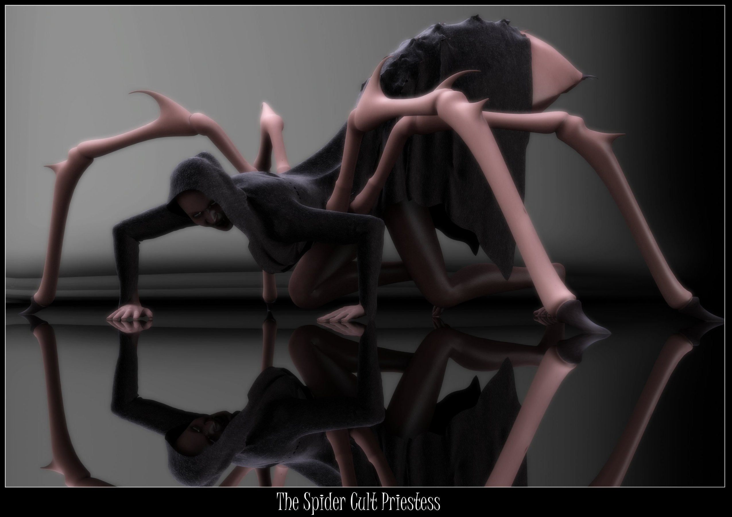 The Spider Cult Priestess