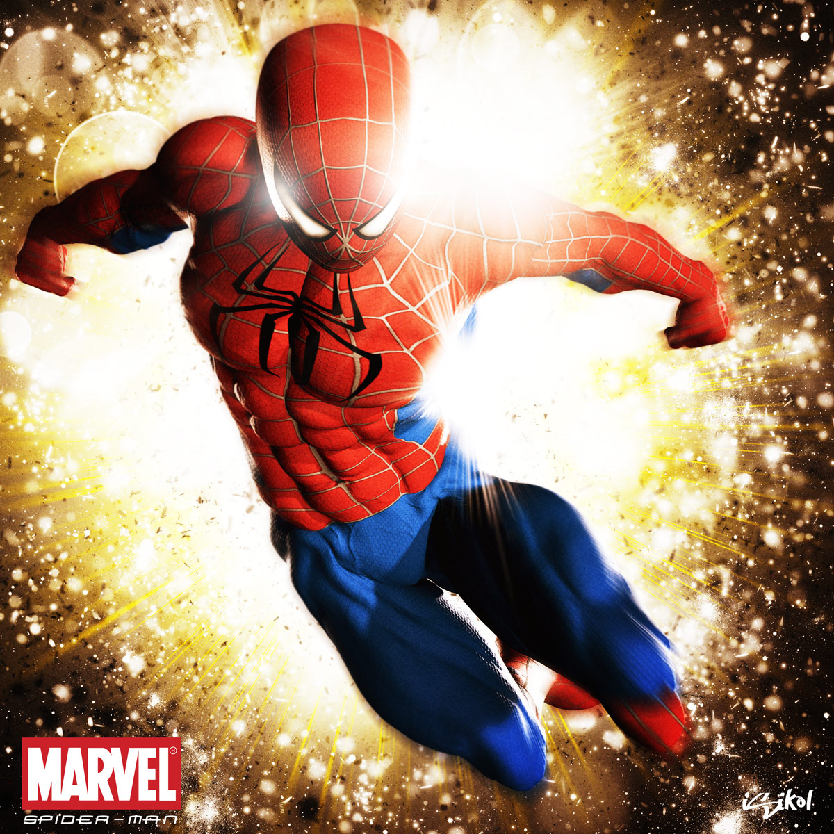 AMAZING SPIDERMAN - M4