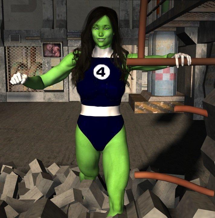 She Hulk FF