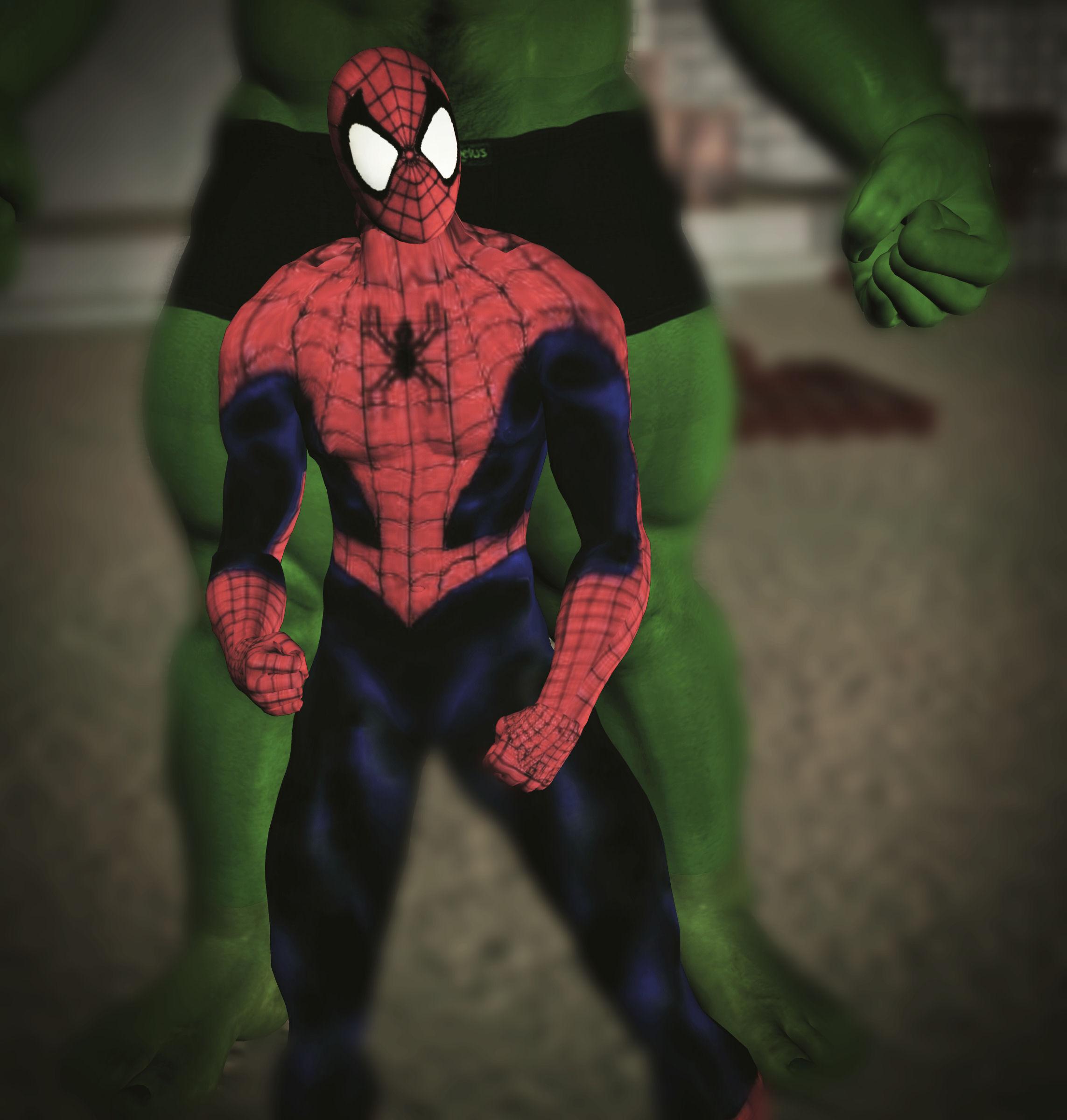 what?! The Hulk! Where?