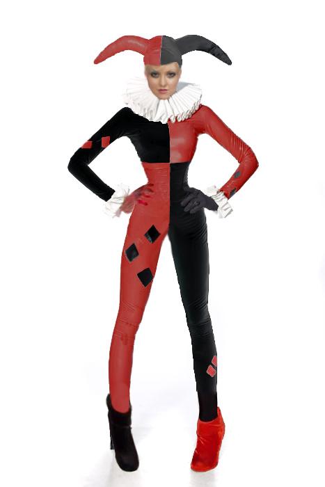 Harley Quinn as Anna Faris