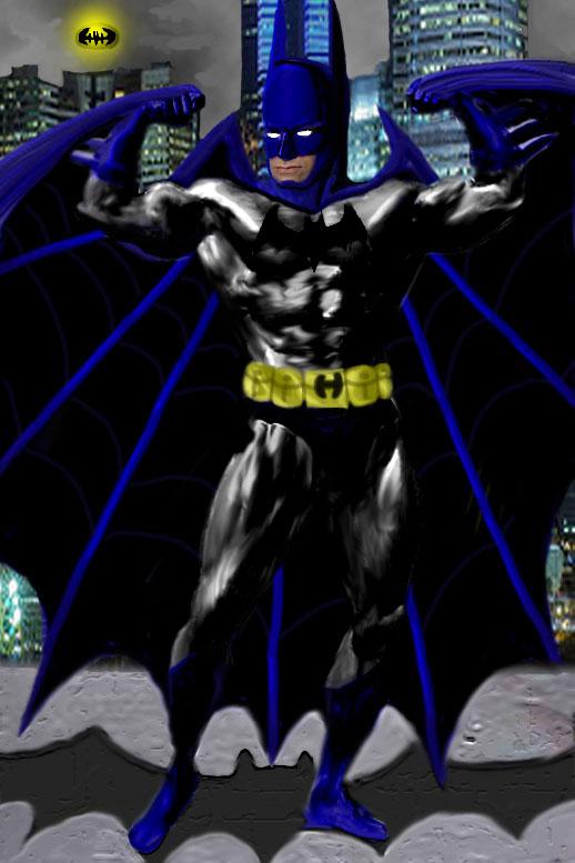 Justice League: Batman