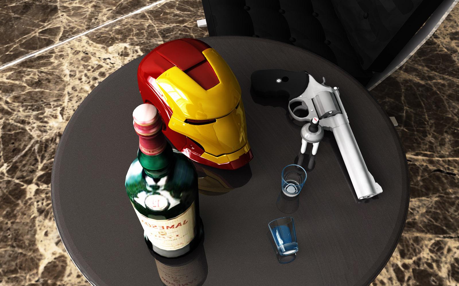 iron man 4 decisions