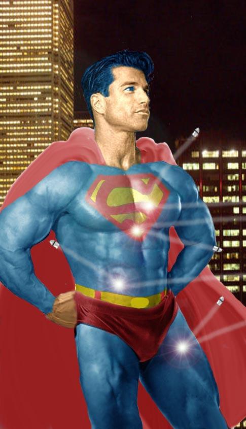 Superman: Bulletproof