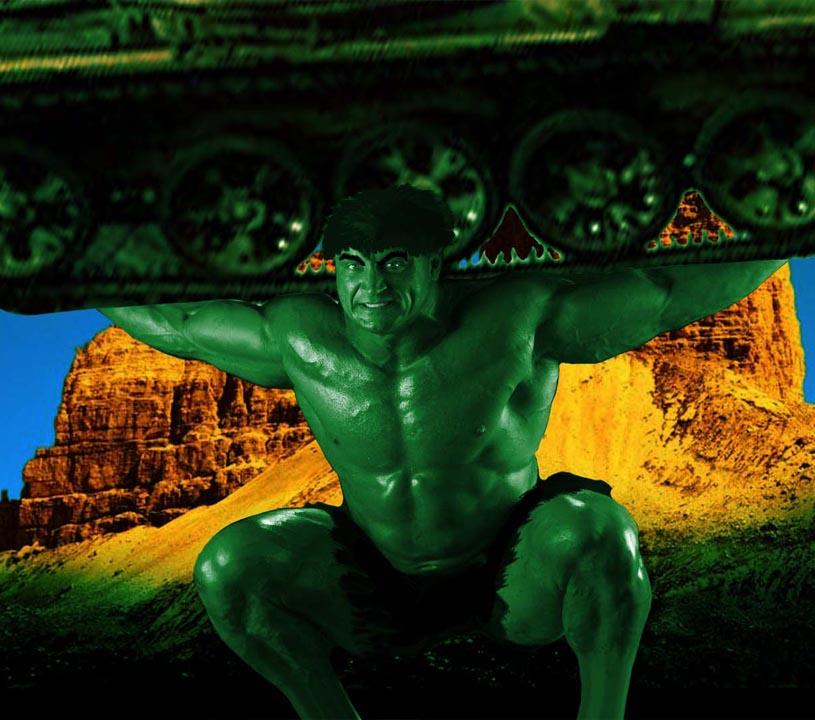 The Avengers: The Incredible Hulk