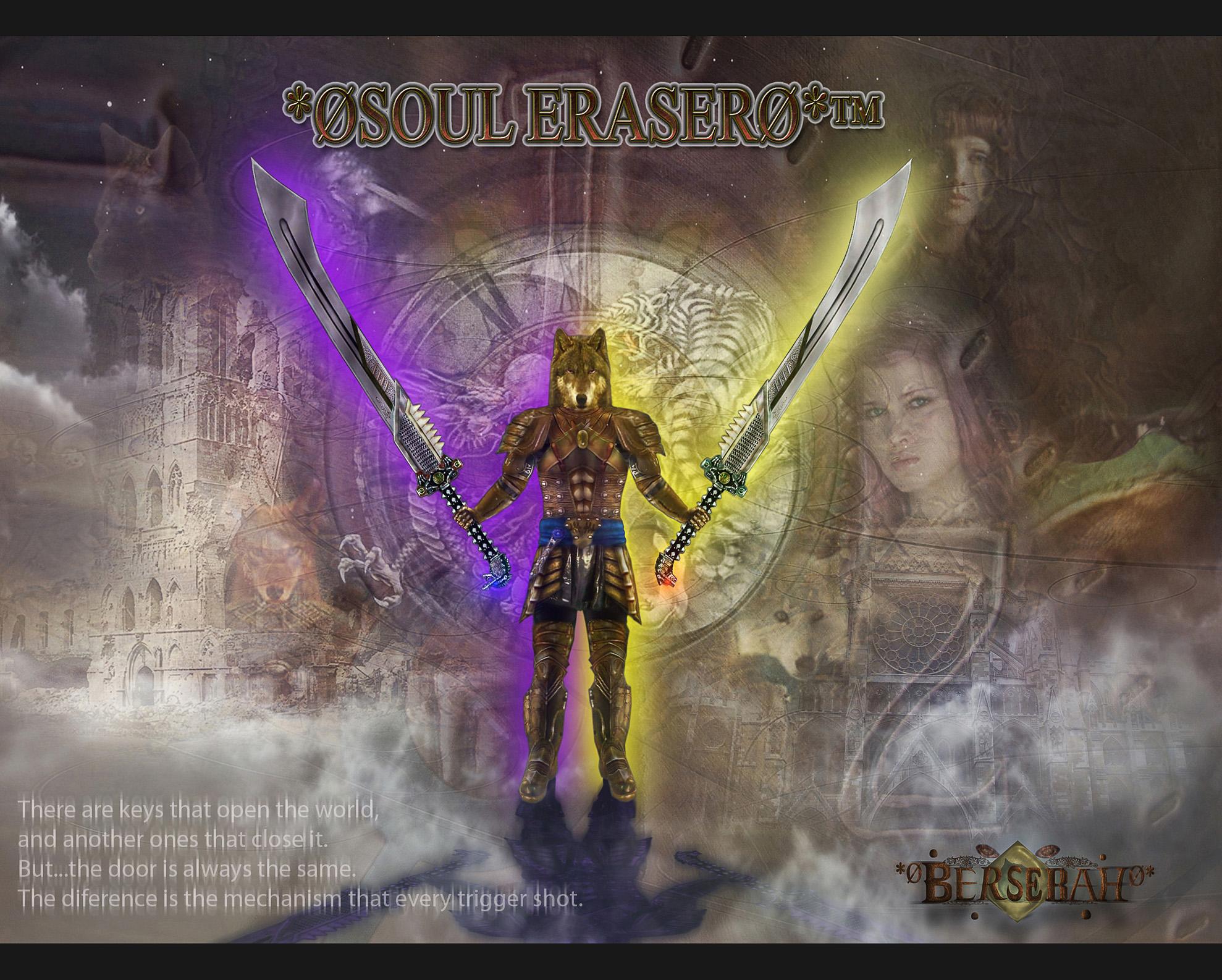 Soul Eraser Main Poster