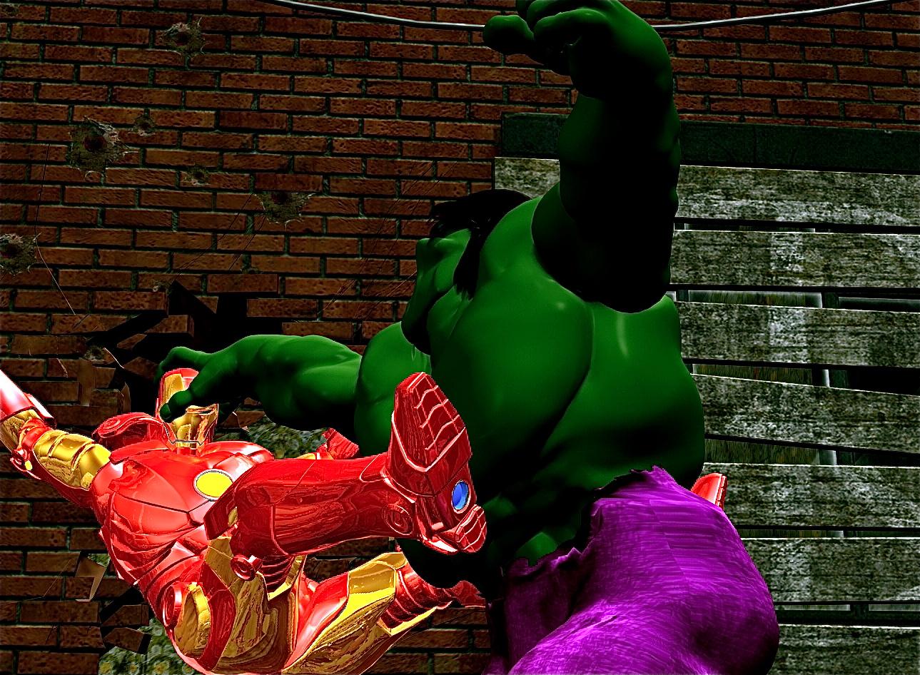 Hulk Smash Shellhead