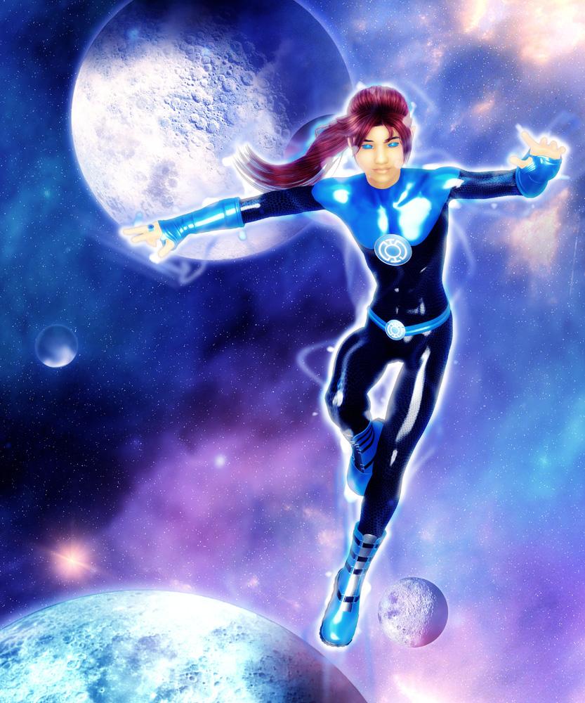 Blue Lantern's Light
