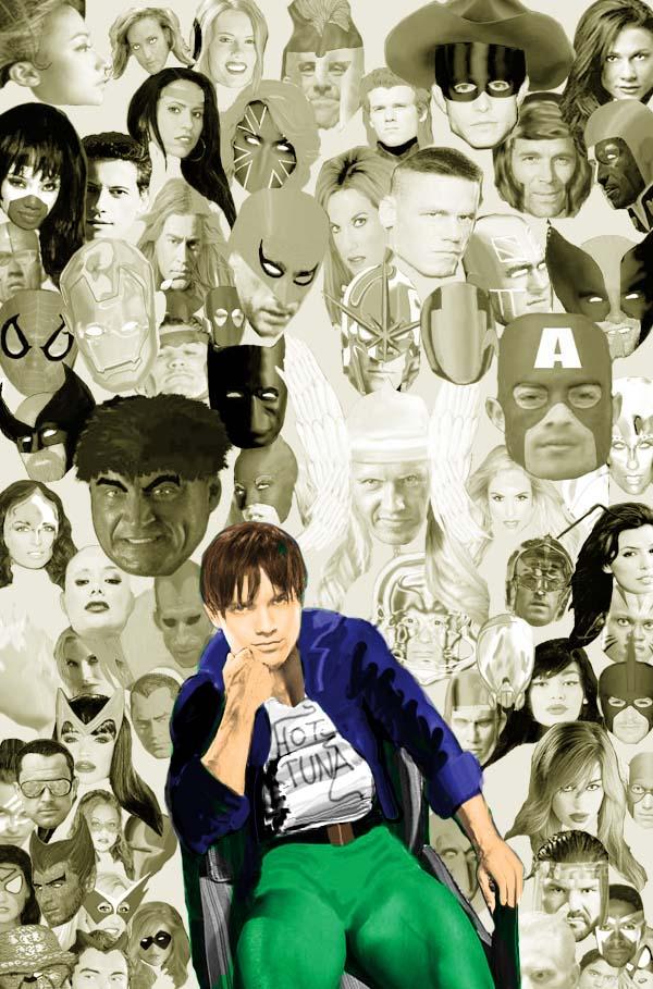 Honorary Avengers: Rick Jones