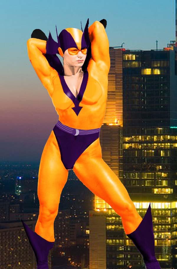Honorary Avengers: Yellowjacket II