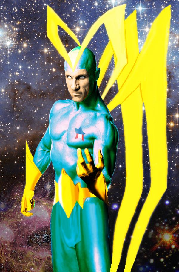 Honorary Avengers: Starhawk (Stakar Ogord)