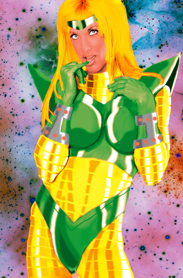 Avengers Infiltrators: Ravonna the Terminatrix