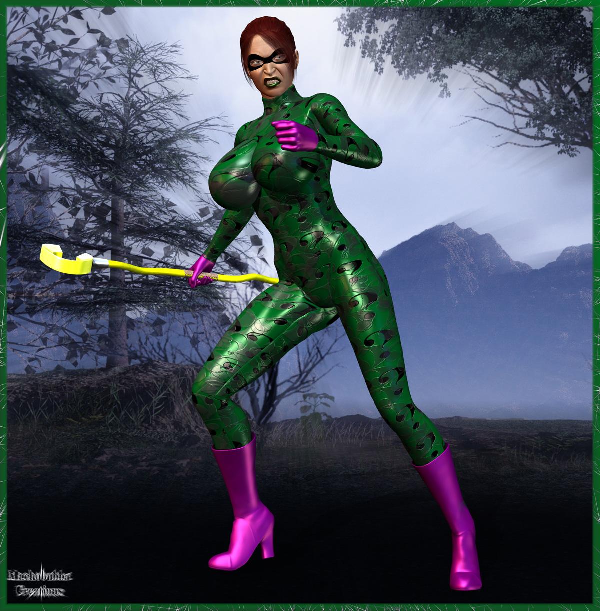 Riddler Girl Final....