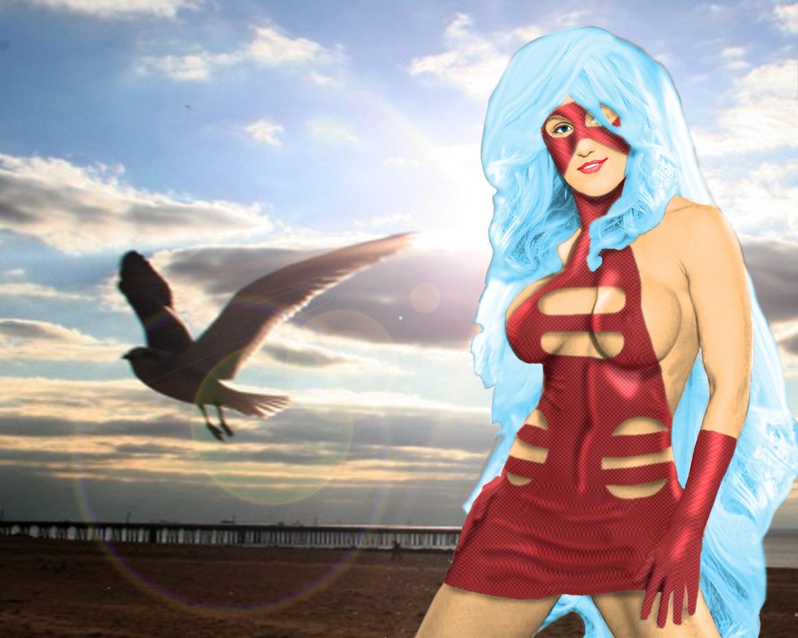AC Comics Femforce: Synn