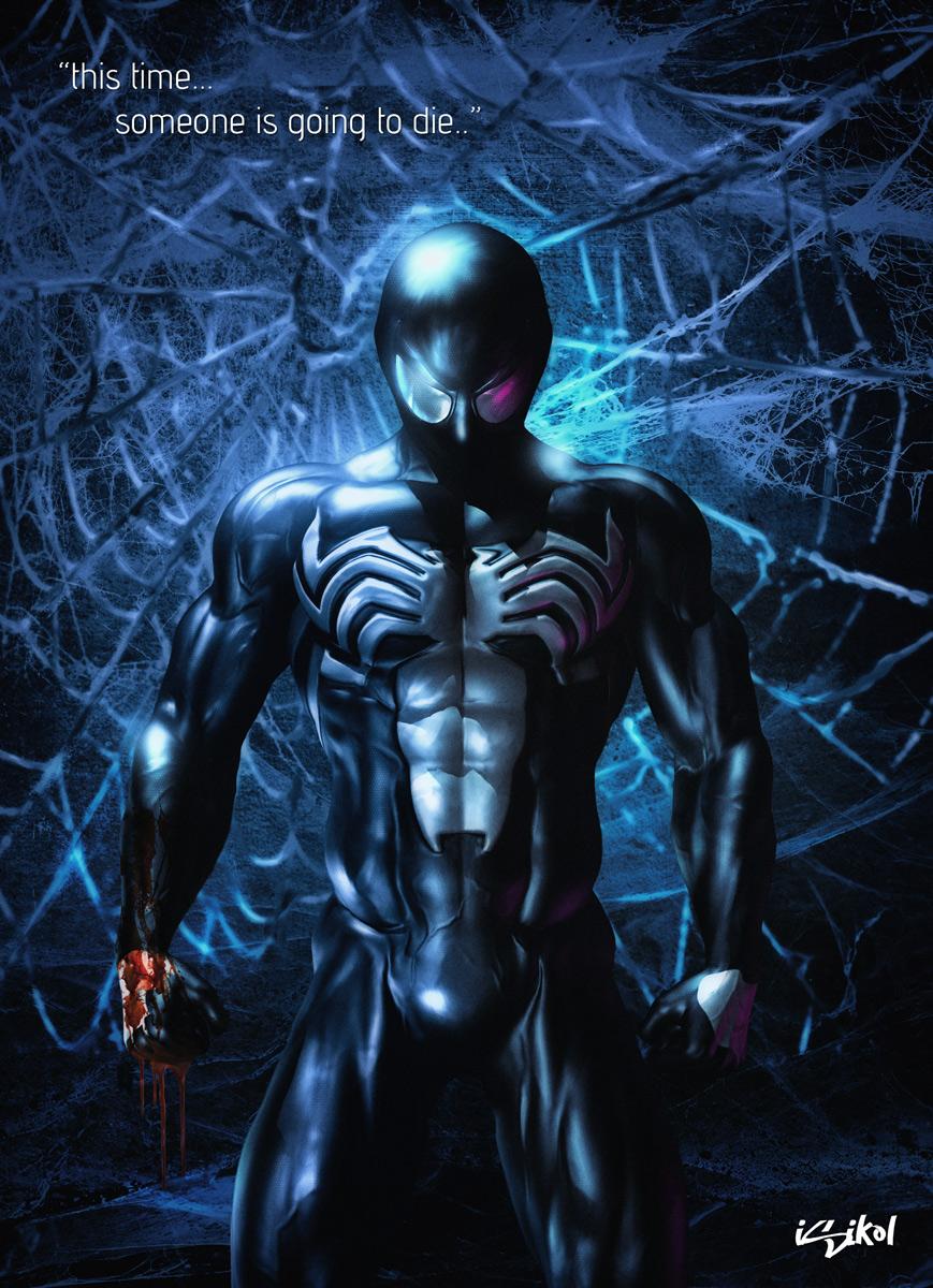 SPIDERMAN - BACK IN BLACK!