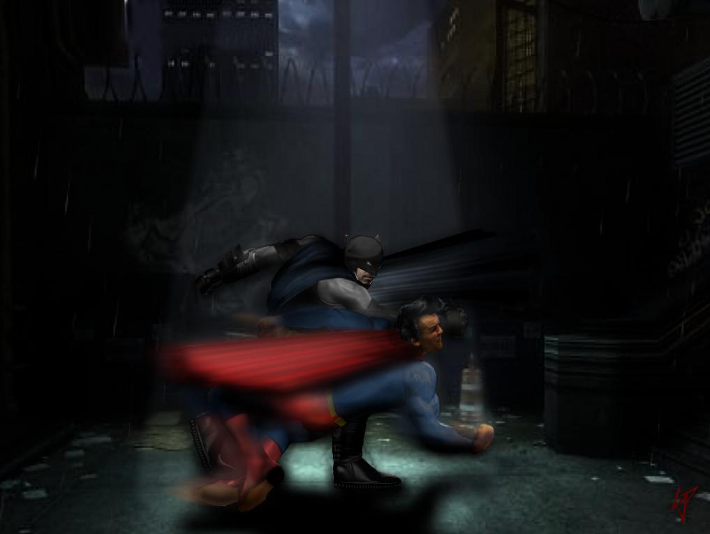The Dark Knight Vs. The Last Son