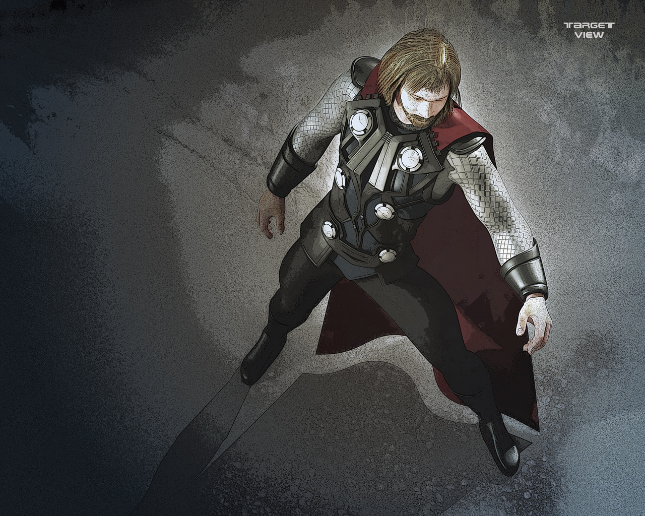 Thor in Theatres may 2011