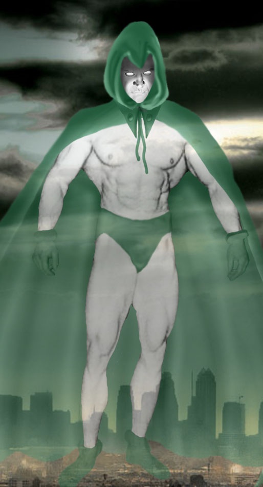 The Justice Society of America: The Spectre