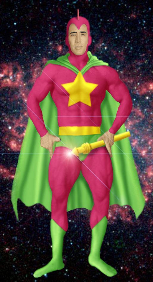 The Justice Society of America: Starman