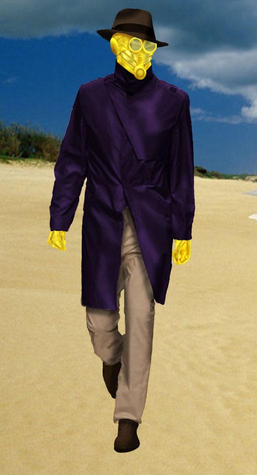 The Justice Society of America: Sandman IV
