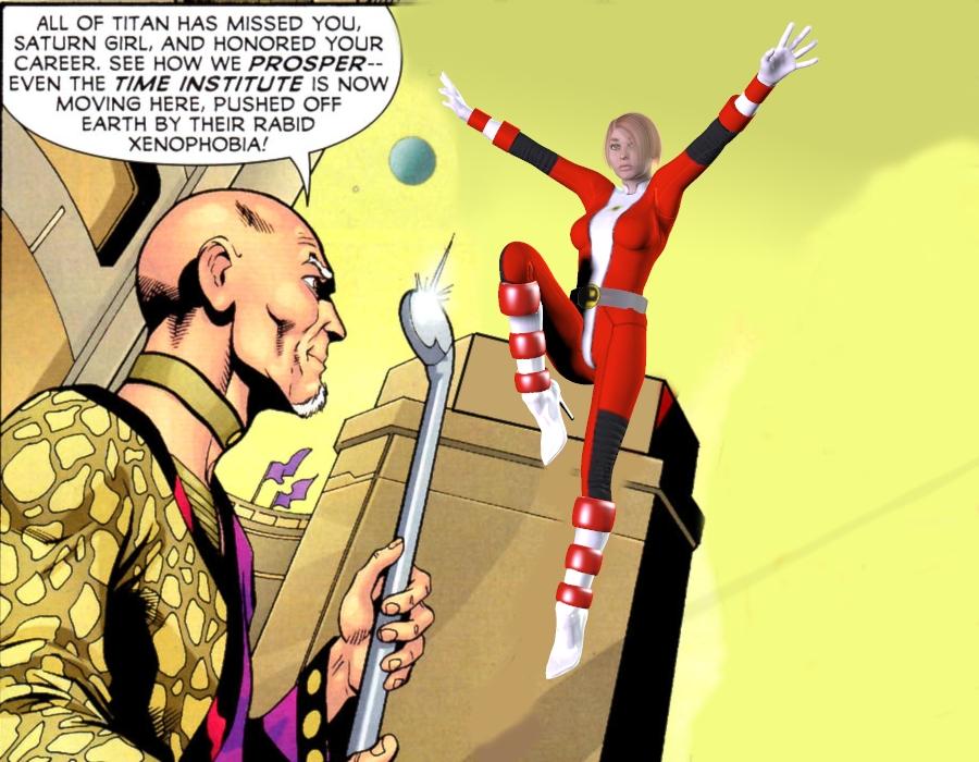 Legion of Super Heroes 2010