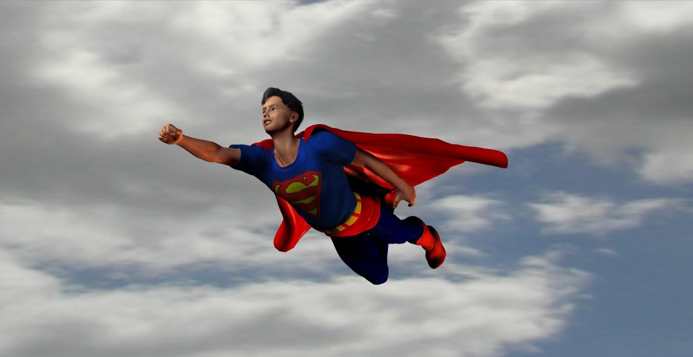 Superboy, The Boy of Steel