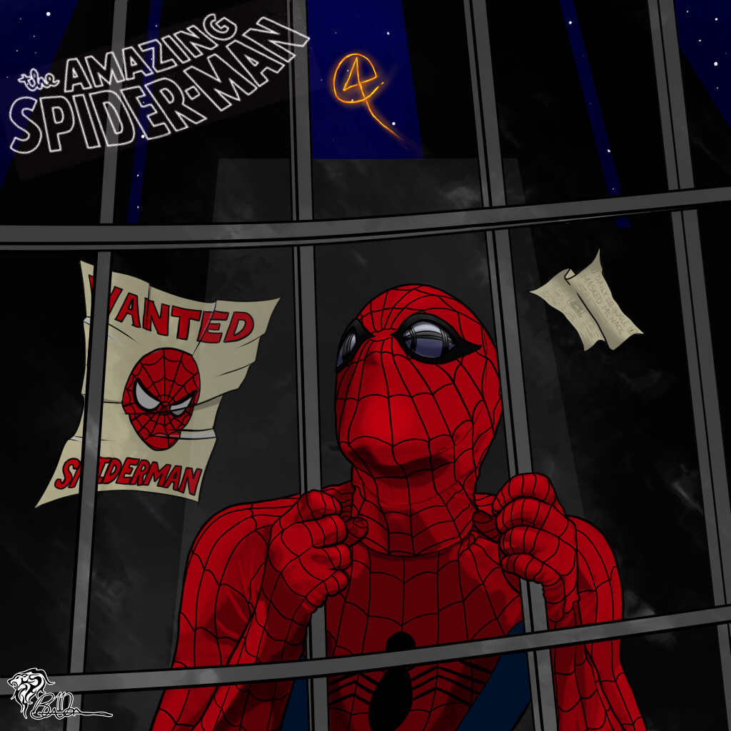 Spiderman - Wanted 1977