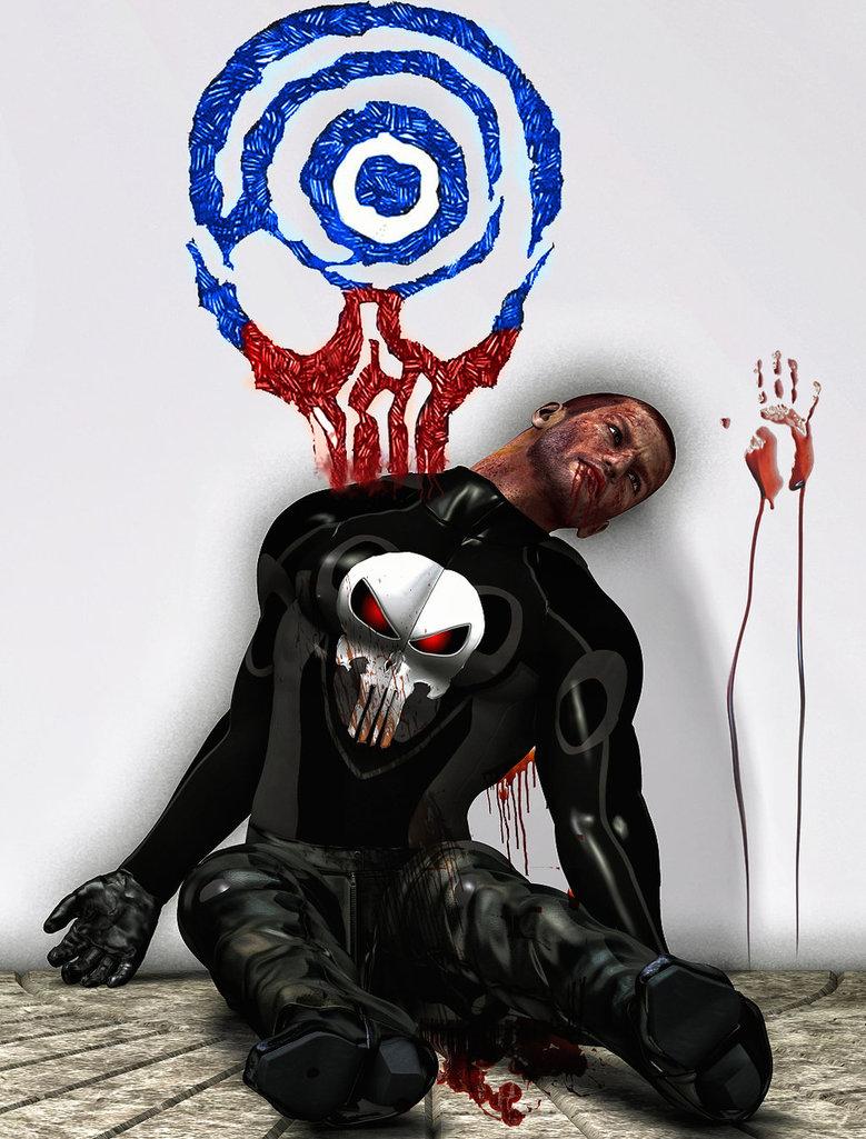 Punisher is dead