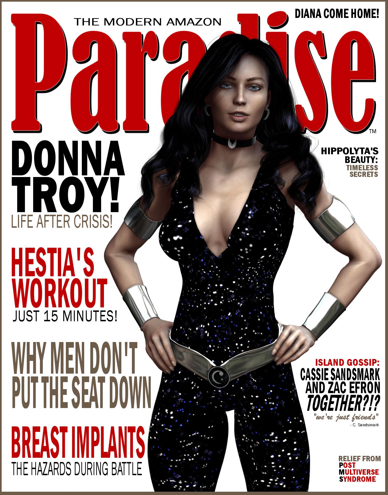 Repost:  Paradise Magazine
