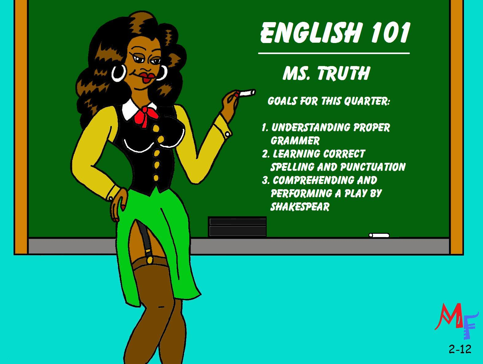 Ms. Truth