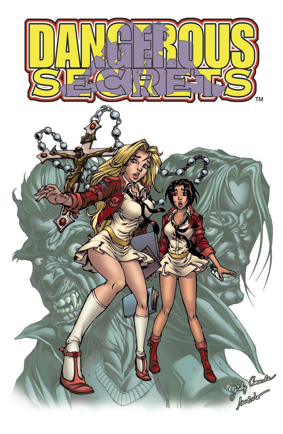 Dangerous Secrets! by Jinky Coronado