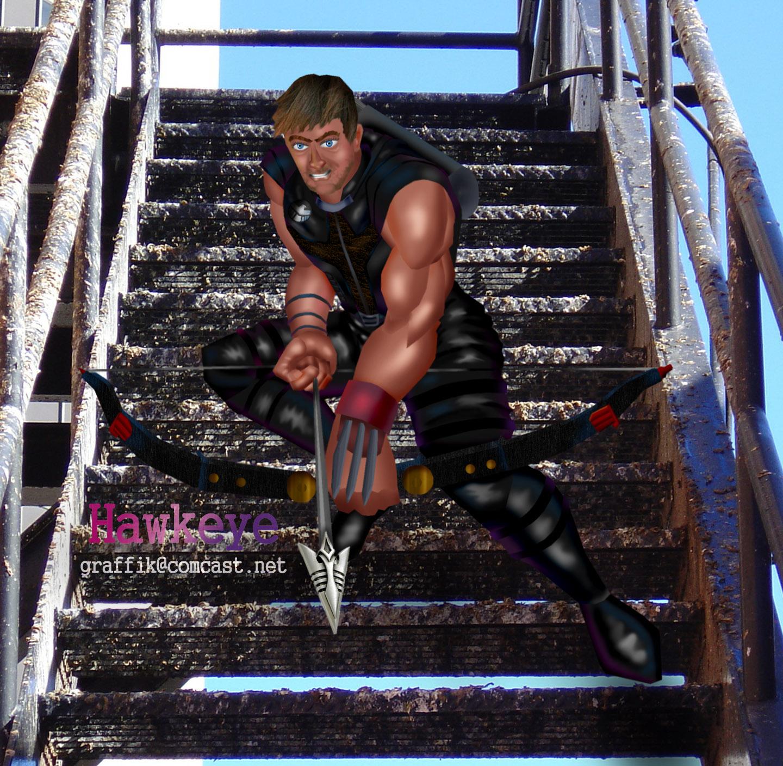 Hawkeye Based upon Movie