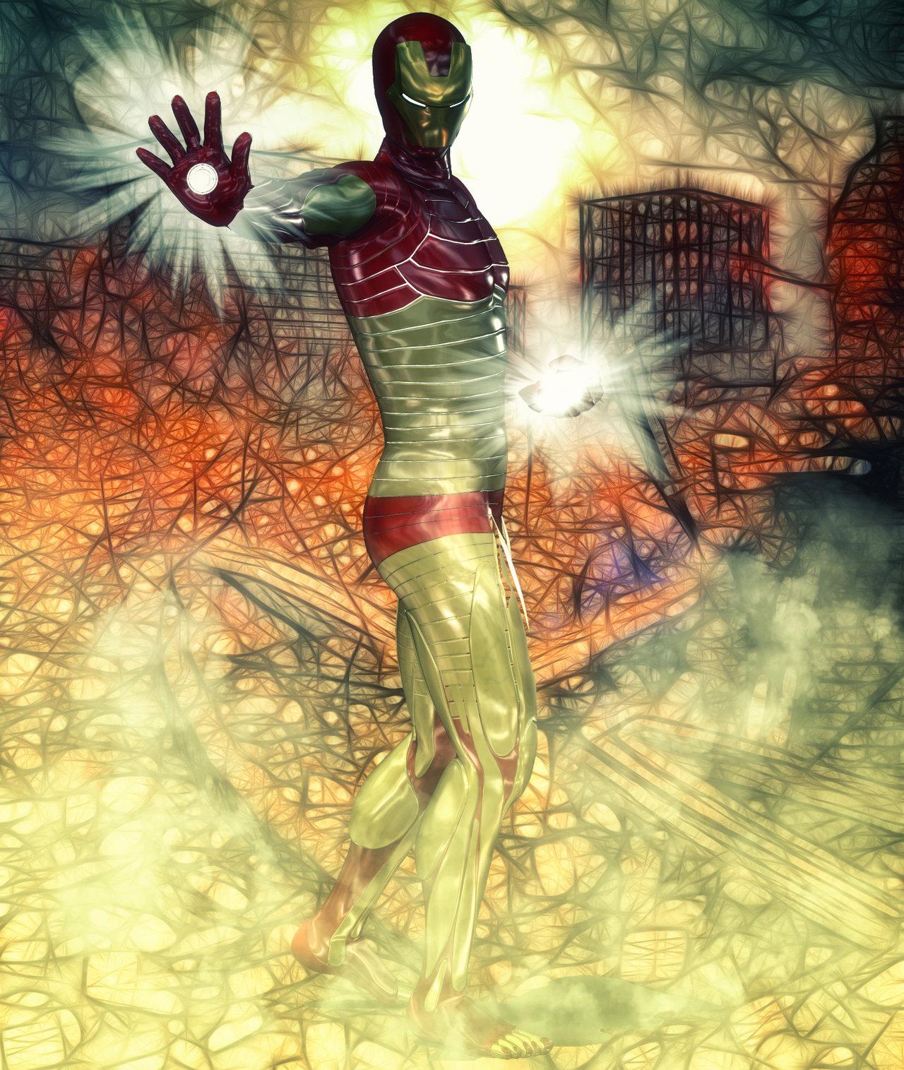 Project Iron Man
