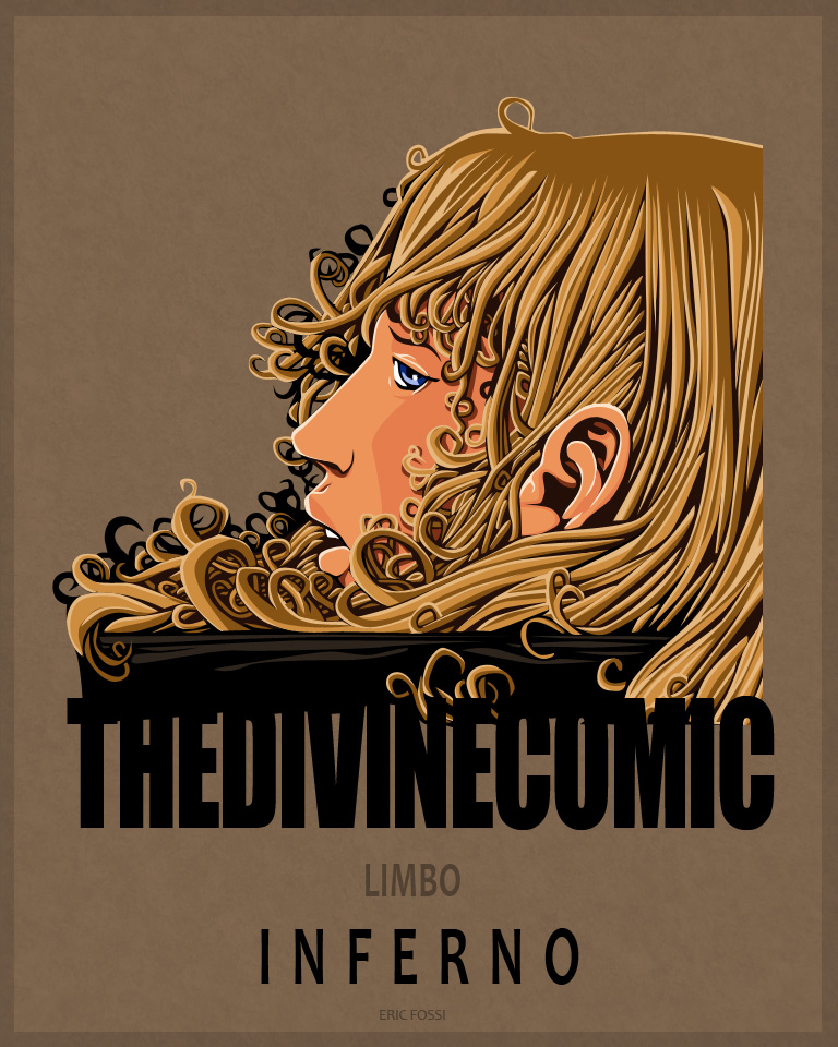 The Divine Comic, cover page