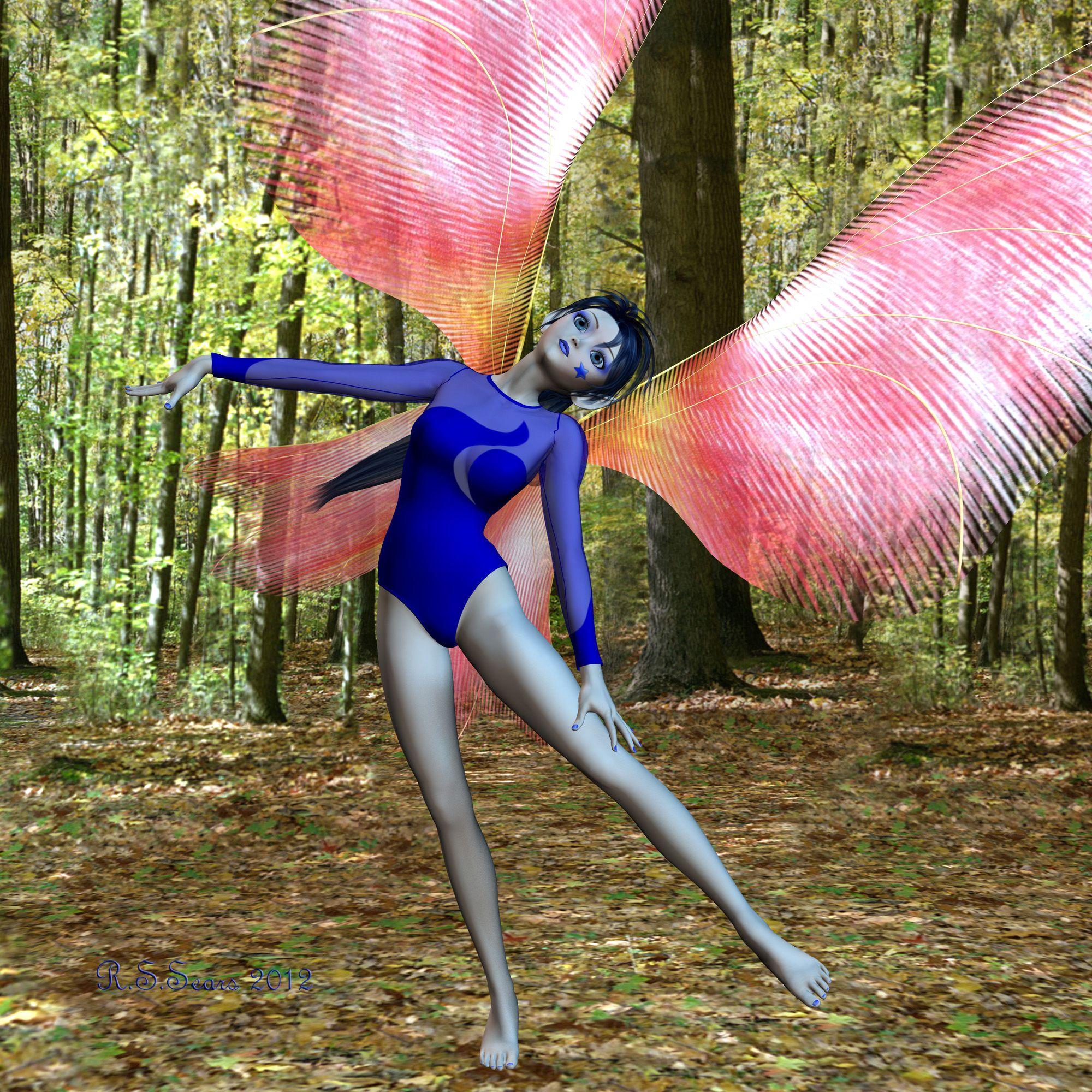 olympic fairie gymnast