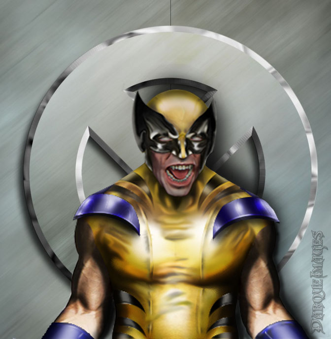 The Wolverine (Classic Redux)
