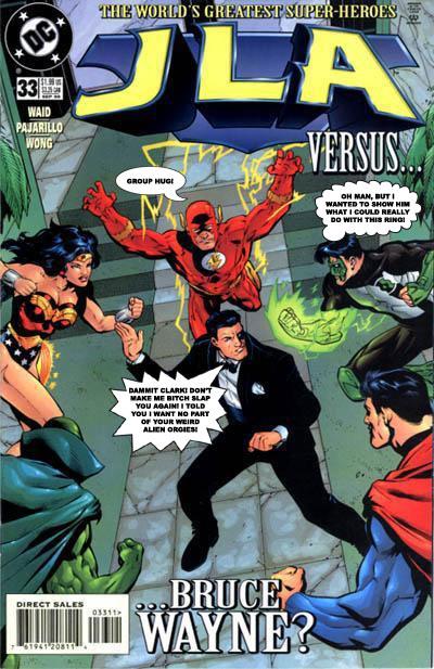 Cover Flip: JLA Super-Orgy