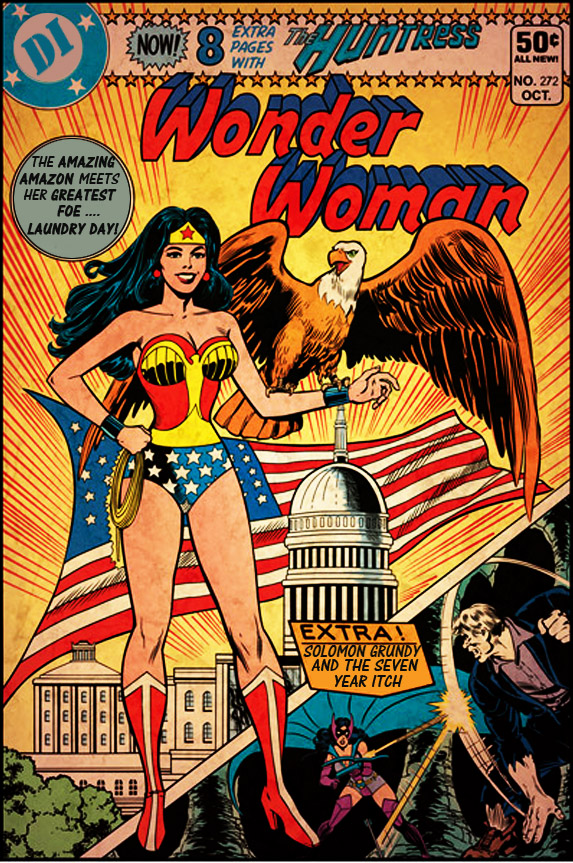 Cover Flip Challenge: Eagle Crap