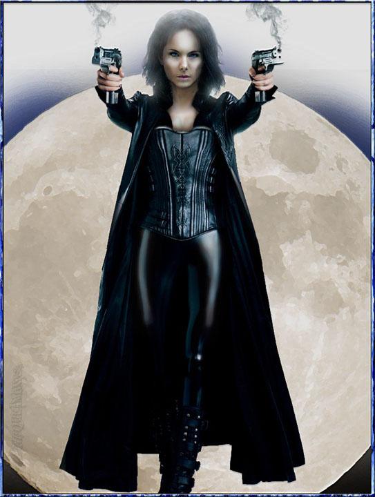 Selene (as portrayed by...)