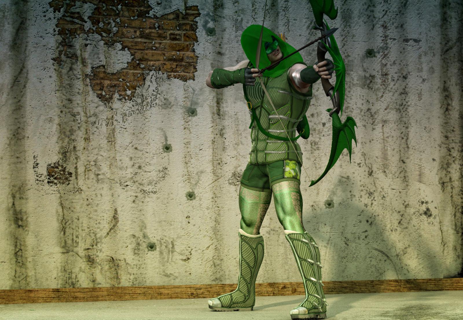 Green Arrow 2.0