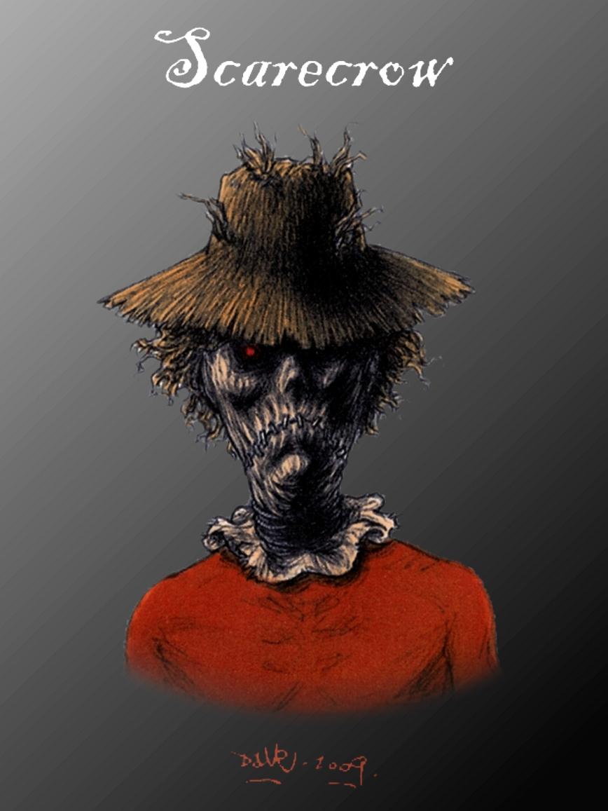Batman Rogues - The Scarecrow