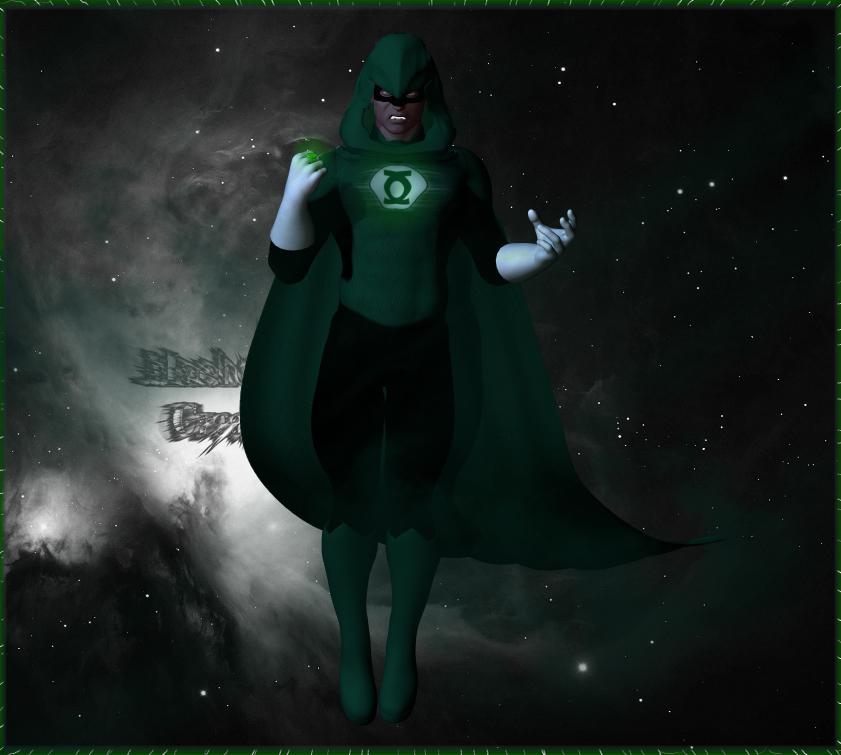 Green Lantern Specter...