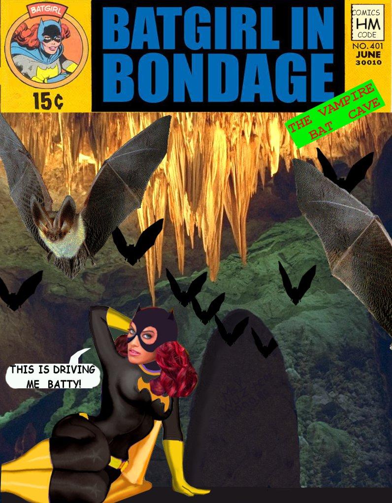 The Vampire BatCave
