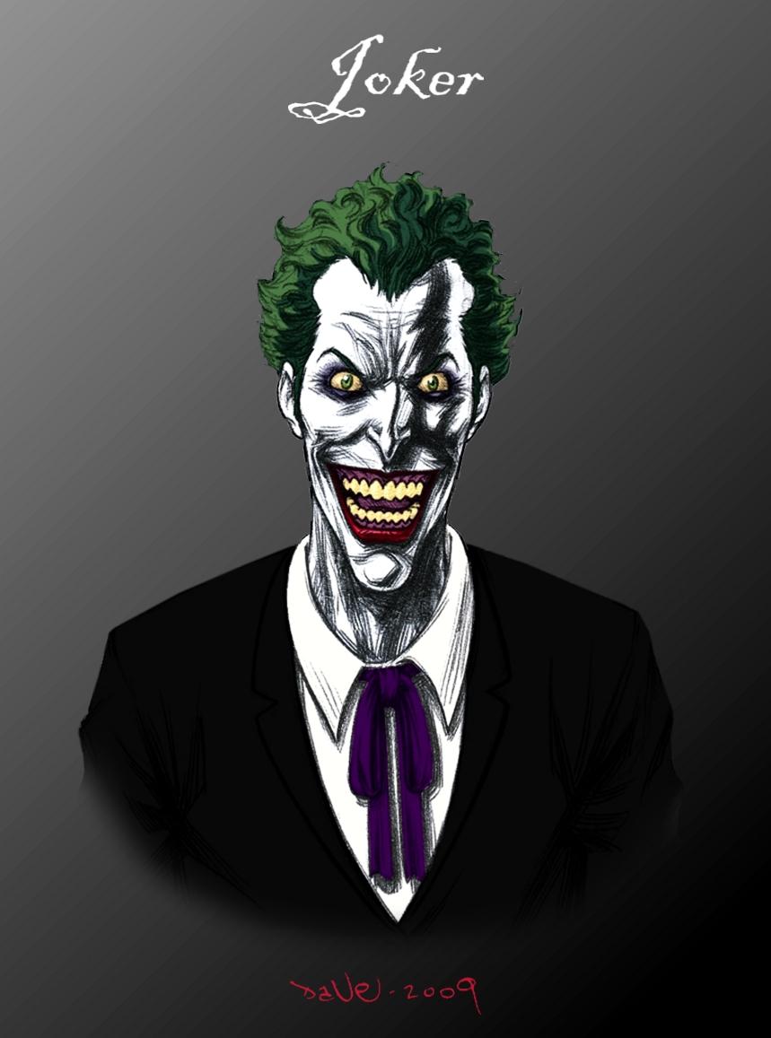 Batman Rogues - The Joker