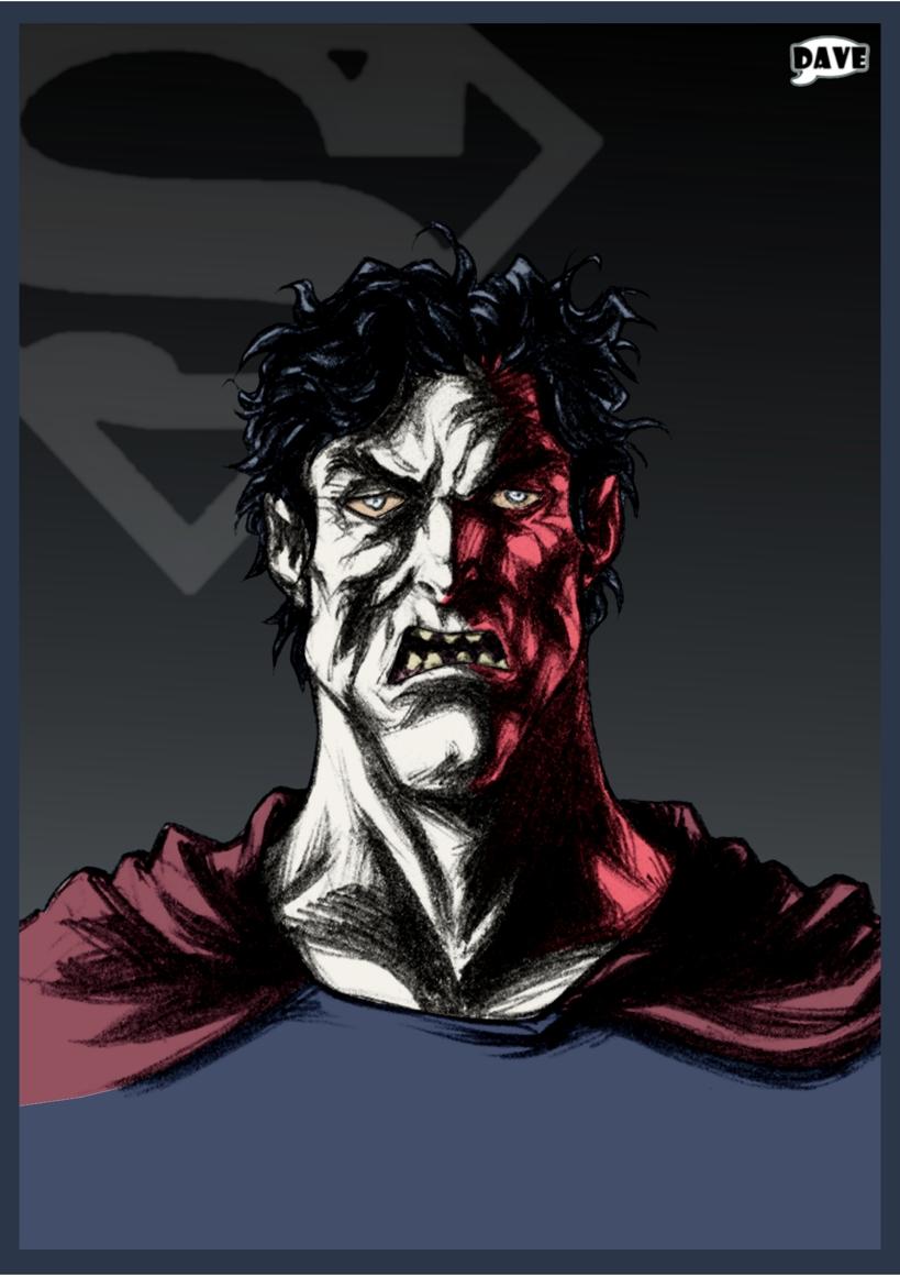 Superman Rogues - Bizarro