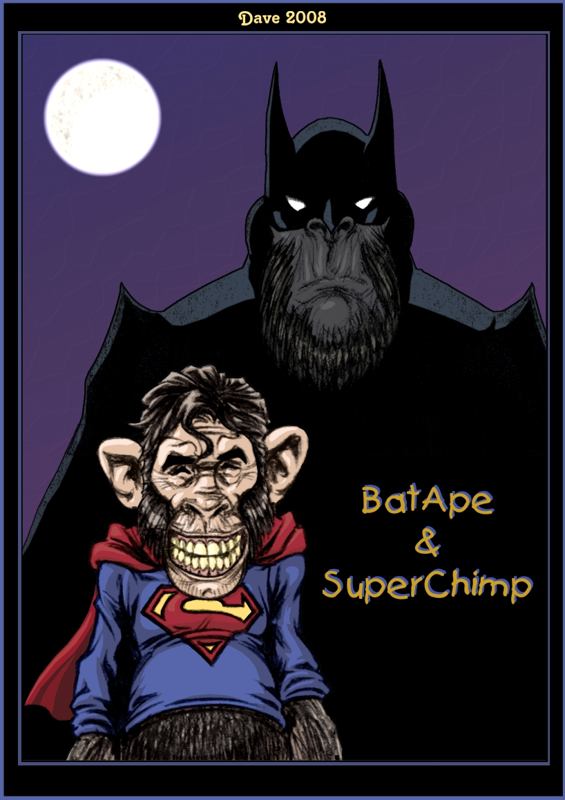 BatApe & SuperChimp