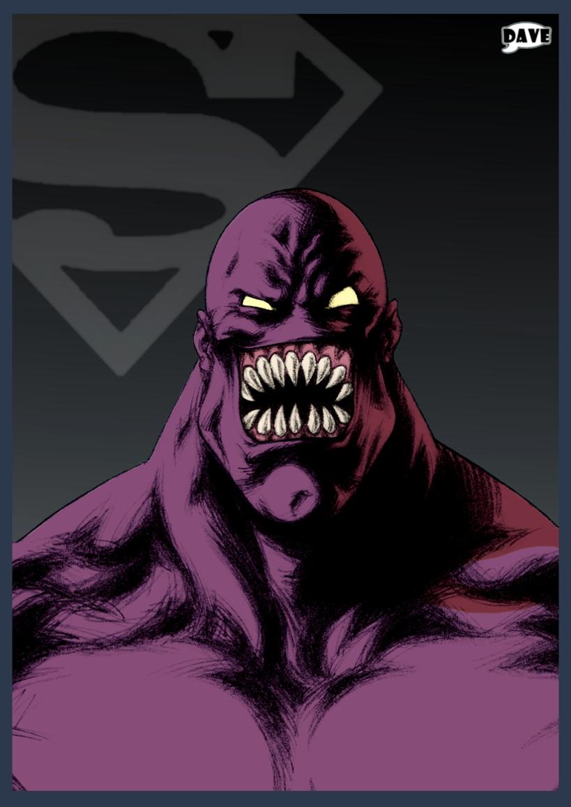 Superman Rogues - Parasite